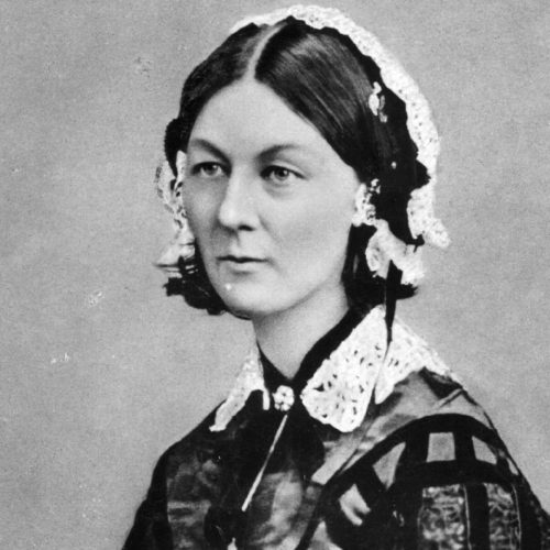 What was Florence Nightingale's weapon of choice?